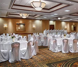 spacious wedding hall in anand