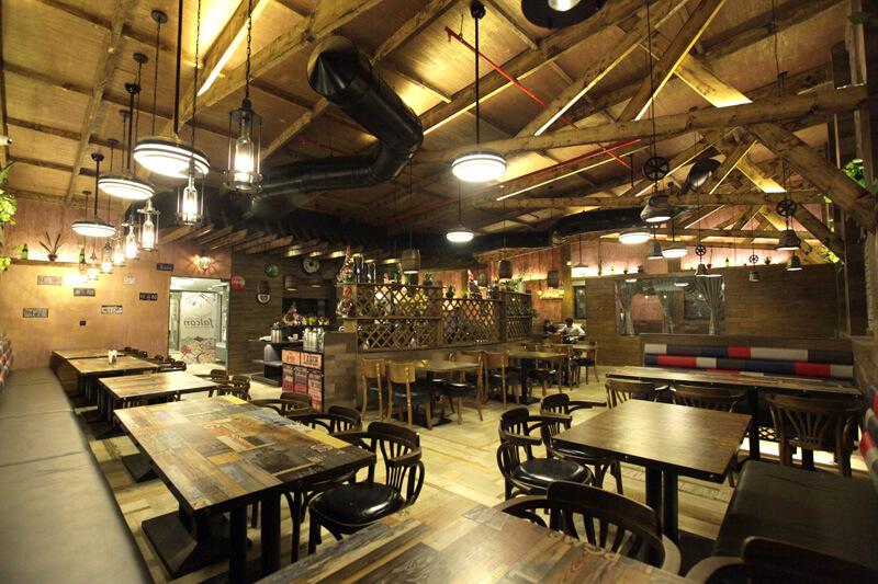 best restaurant in anand falcon restaurant