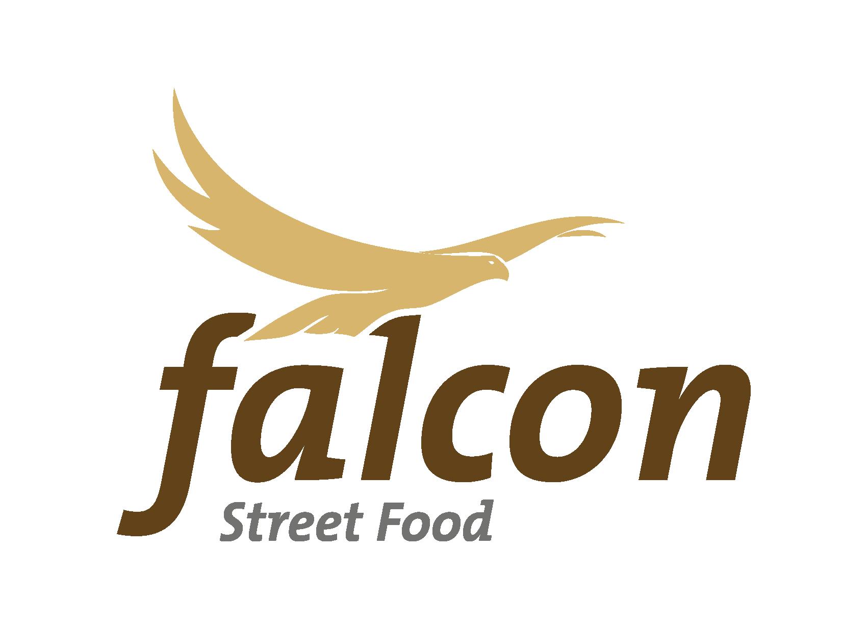 falcon street food - Logo