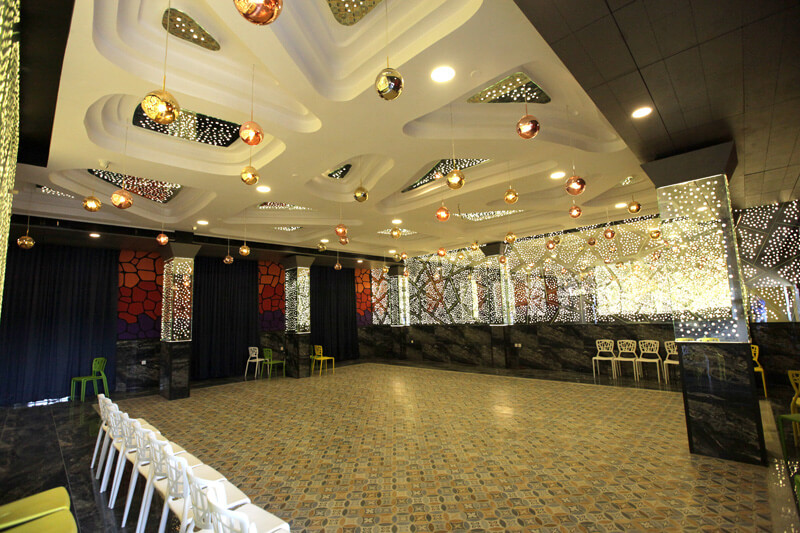 wedding hall in anand bulbul banquet hall
