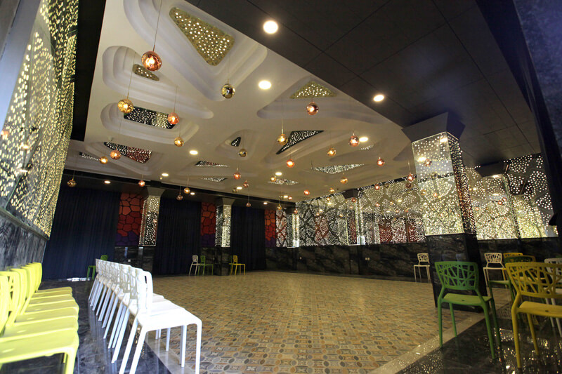 small function area - bulbul banquet hall