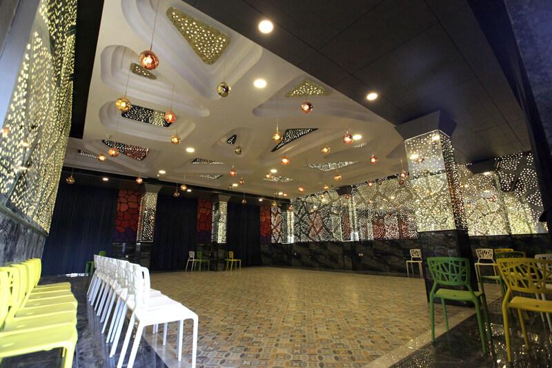 small function area - bulbul banquet hall