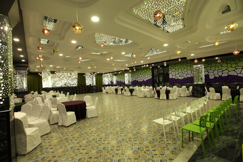 bulbul banquet hall in anand