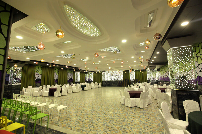 events sapce at bulbul banquet hall