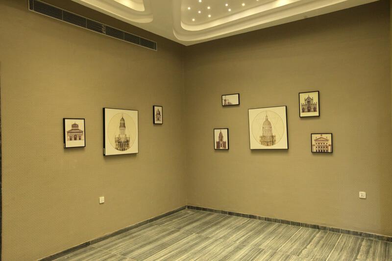 wall art bulbul banquet hall