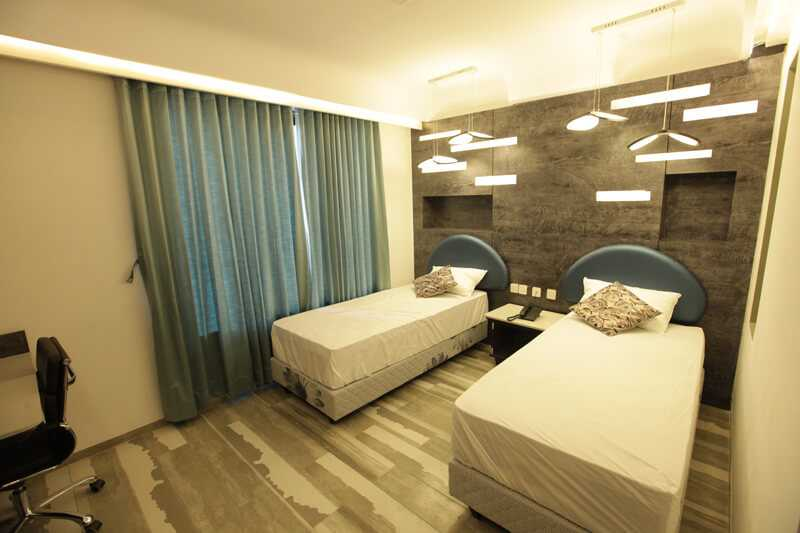 Deluxe Rooms - Hummingbird Hotel