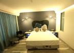 deluxe room hummingbird  -hotel